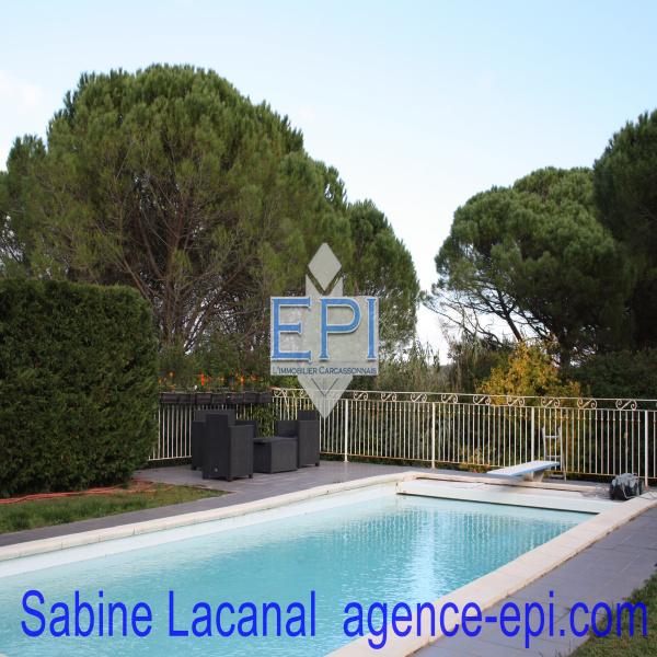 Offres de vente Villa Villedubert 11800